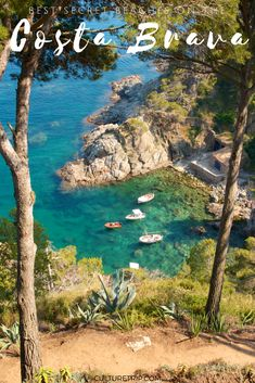 Best Secret Beaches on the Costa Brava|Pinterest: @theculturetrip