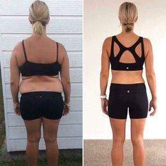 """#TransformationTuesday  This is Rachelle's experience mother of two aged 2 & 4yr and what is possible in 16 weeks:  Can we give it up for this woman who is a whole lot of amazing and empowering to women who say they need a change.  This is in her words: """"I made it!!! 16 week challenge complete and I'm feeling a little overwhelmed! When my husband suggested we try this body transformation challenge I was certainly not interested and definitely not excited about it! But looking back it has…"""