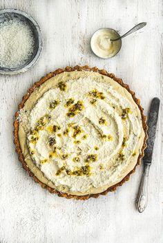 Passio-kookostorttu   Maku Camembert Cheese, Pie, Baking, Sweet, Desserts, Food, Torte, Candy, Tailgate Desserts
