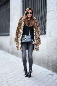 THE FASHION BOMB: Winter Style