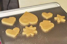 Gluten free sugar cookie recipe. Made these and the boys loved them!  They were really soft, even the ones that sat out on the counter over night!