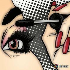 61 ideas modern pop art illustration roy lichtenstein for 2019 Pop Art Drawing, Art Drawings, Art And Illustration, Pin Up, Modern Pop Art, Pop Art Girl, Comics Girls, Dope Art, Wassily Kandinsky