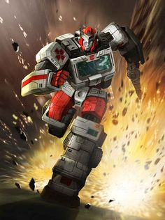This link takes you to a list of the top transformers. I agree with this pretty much wholeheartedly. Go watch the animated movie. Go on. Now. I mean it.
