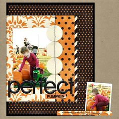 by: mommy2talesia | Happy Halloween Digital Scrapbook Kit from www.peppermintcreative.com
