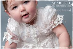 so darling, baby blessing dress