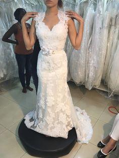 Probando vestidos #wedding