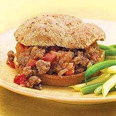 EatingWell Sloppy Joes - EatingWell.com