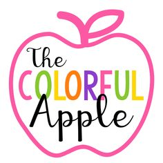 Hi! I'm Sara and I am a curriculum developer for elementary school teachers. On my blog, The Colorful Apple, I share ideas and tips for grades pre-K through 6.