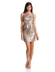 Adrianna Papell Women's V-Neck Lace - $170