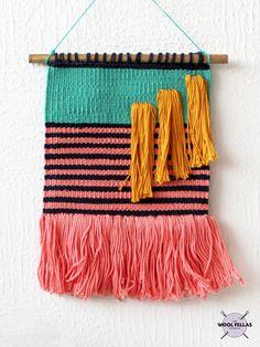 • The Wool Fellas • » Gold stripes
