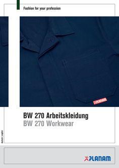 Arbeitsbekleidung veredelt mit Ihren Motiven, Planam Arbeitsbekleidung Markenqualität