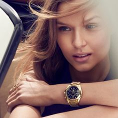 It's always #PerfectTiming on #MichaelKors Tumblr.