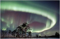 The Northern Lights, a reason to go to Iceland