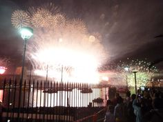 I'd recommend Sydney New Years Eve next year.