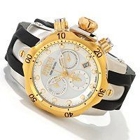 Invicta Reserve Women's Venom Swiss Quartz Chronograph Strap Watch ShopNBC.com