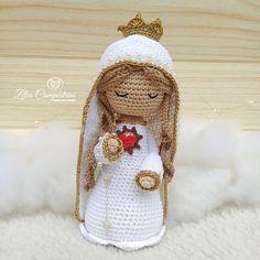 Doll Toys, Dolls, Amigurumi Doll, Crochet Projects, Macrame, Santa, Teddy Bear, Madonna, Sewing