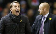 When the goal finally comes Brendan Rodgers, Goals, In This Moment, Fictional Characters, Fantasy Characters