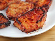 Receita de costelinhas de porco com molho de alho e mel