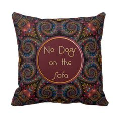 >>>Low Price          	No Dogs on the Sofa Throw Pillow           	No Dogs on the Sofa Throw Pillow in each seller & make purchase online for cheap. Choose the best price and best promotion as you thing Secure Checkout you can trust Buy bestThis Deals          	No Dogs on the Sofa Throw Pillow...Cleck Hot Deals >>> http://www.zazzle.com/no_dogs_on_the_sofa_throw_pillow-189678919270093652?rf=238627982471231924&zbar=1&tc=terrest