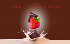 Happy Chocolate Day Quotes. Status For Facebook WhatsApp Instagram Pinterest  #Fun #lol