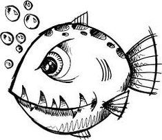 Image Result For Fish Coloring Pages