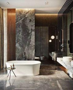 Marble Tile Bathroom, Bathroom Tile Designs, Bathroom Interior Design, Bathroom Flooring, Bathroom Ideas, Kitchen Backsplash, Glass Bathroom, Bathroom Layout, Bathroom Shelves