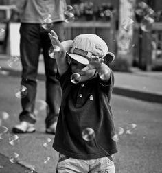 bubble catchers