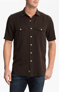 Tommy Bahama Denim 'Twilly Junior' Sport Shirt available at #Nordstrom
