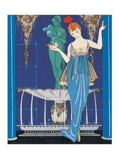 Art Deco, Photos and Prints at Art.com
