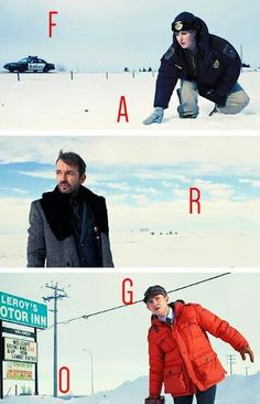 """""""Fargo"""" - Believe me, you need this series in your life."""