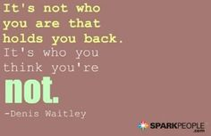 YES! So true :)   via @SparkPeople #inspiration #motivation #quotes #motivationalquote