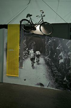 Il cavallo d'acciaio - FMsT.  Progetto allestimento Alessio Periotto - Designfabrik http://www.flickr.com/photos/51274123@N00/sets/72157635583482621/with/7603291030/