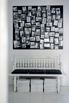 La maison d'Anna G.: Monochrome old farmhouse
