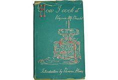 I love vintage cookbooks!