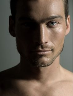 Spartacus! R.I P Andy Whitfield Gone too young. He had so much talent and potential to do big things. So sad.