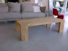 Coffe table cm60x120