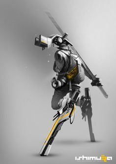 ISHIMURA by DAYTONER , via Behance