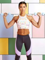 This 30-Day Upper-Body Challenge Will Transform Your Arms & Shoulders #refinery29
