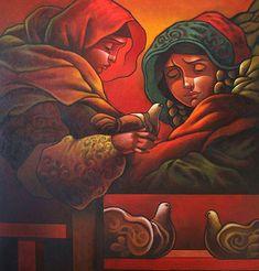 Filosofia: CONOZCAMOS LA MANIFESTACIONES PICTORICAS A LO LARGO DEL ECUADOR
