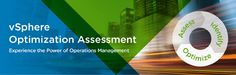 vSphere Optimization Assessment - http://vexpert.me/Y5