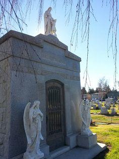 Mission Santa Clara Cemetery, Santa Clara, CA Cemetery Statues, Cemetery Art, Old Cemeteries, Graveyards, Headstone Inscriptions, Frozen In Time, Santa Clara, Markers, Beautiful Pictures