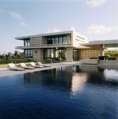 Tropical dream home