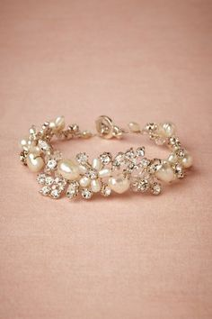 Perle Bracelet from BHLDN Again. BHLDN is so expensive but just looking for ideas :)