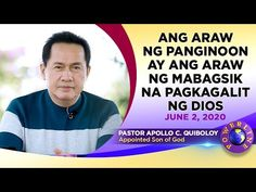Spiritual Manna from Heaven: Pastor Apollo Quiboloy LIVE on Powerline Great Leaders, Son Of God, Apollo, Need To Know, Father, Spirituality, Heaven, Messages, Sayings
