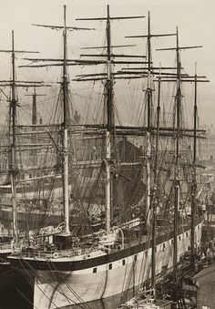 The Highfields, Salthouse Dock, Liverpool, June Melanope lying in outside berth Liverpool Docks, Liverpool History, Sailing Pictures, Old Sailing Ships, Sci Fi Ships, Boat Art, Whitewater Kayaking, Wooden Ship, Canoe Trip