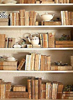 Brabourne Farm: A Stack of Books