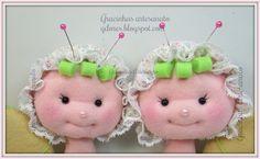Felt snail Handmade by Gracinhas Artesanato