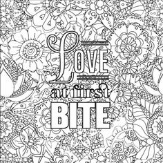Inspirational Word Coloring Pages 37