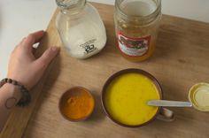 Shatavari Golden Milk | The Great Kosmic Kitchen