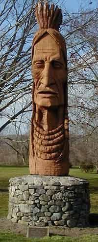 Peter Toth Indian--Narragansett